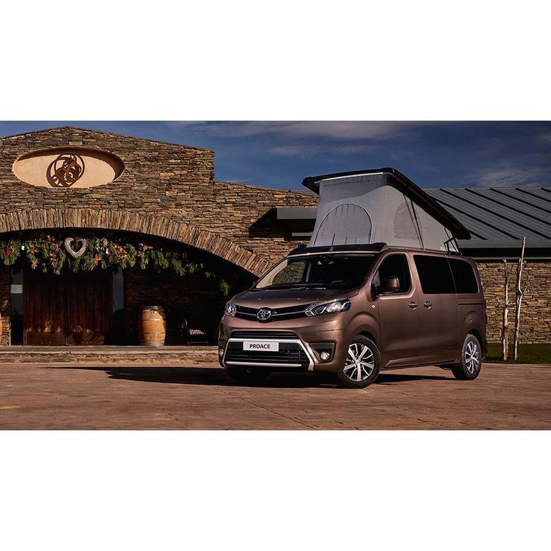Der neue Toyota Proace Firenze